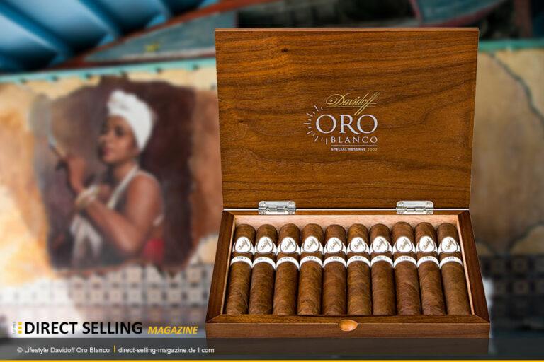 DAVIDOFF ORO BLANCO: Die wohl teuerste Zigarre der Welt
