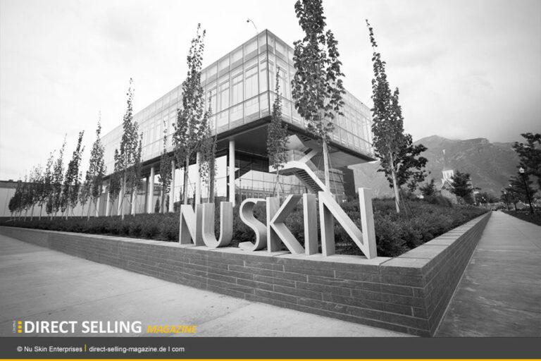 Nu Skin Enterprises steigert Umsatz auf 2,58 Milliarden Dollar in 2020