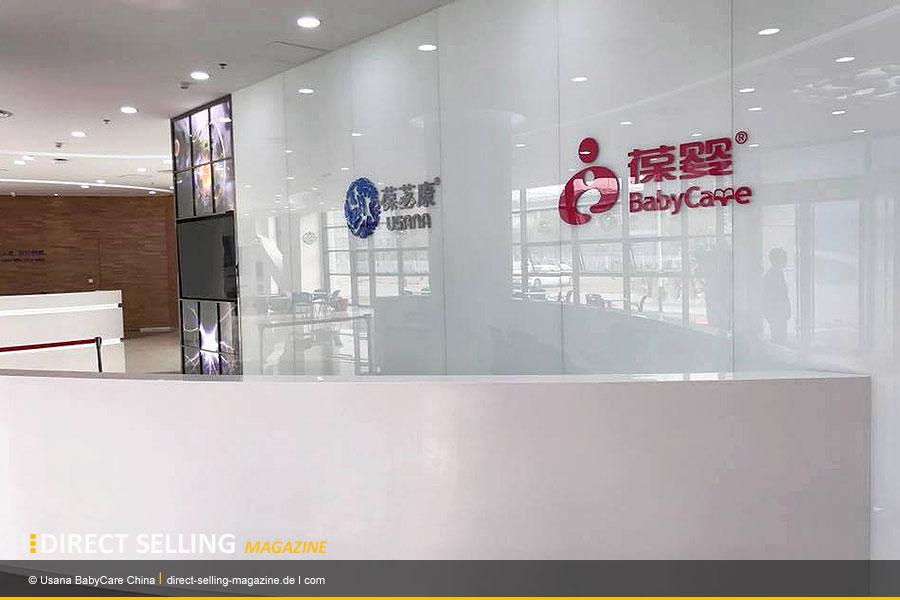 Usana-BabyCare-China