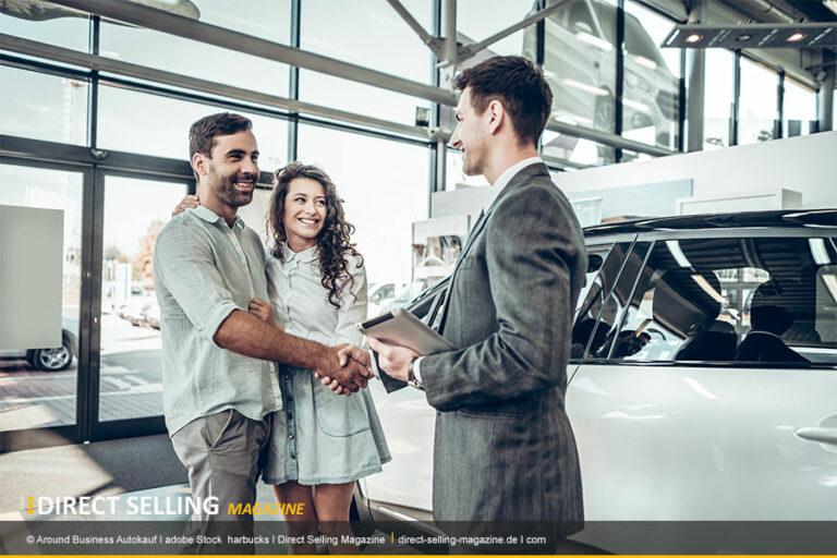 Business-Tipp: Autofinanzierung für Networker und Direktvertriebler