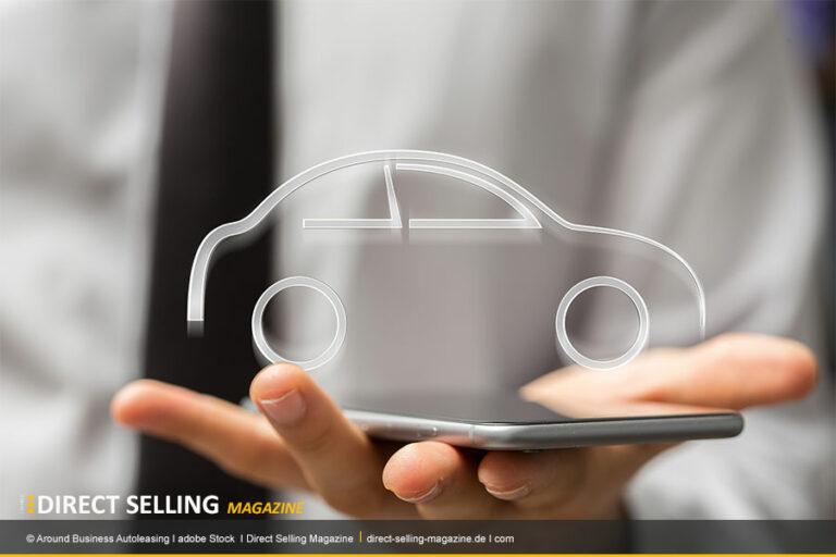 Business-Tipp: Autoleasing für Networker und Direktvertriebler