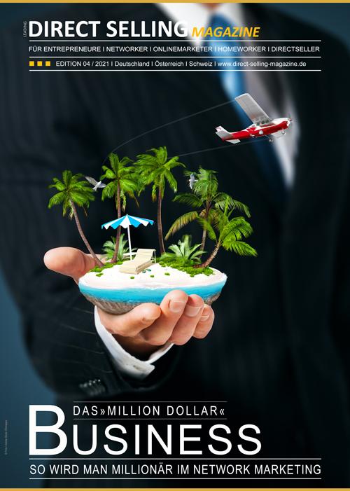 Direct-Selling-Magazine-Millionär-Network-Marketing