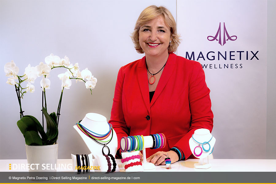 Petra Döring:Klare Ziele mit Magnetix