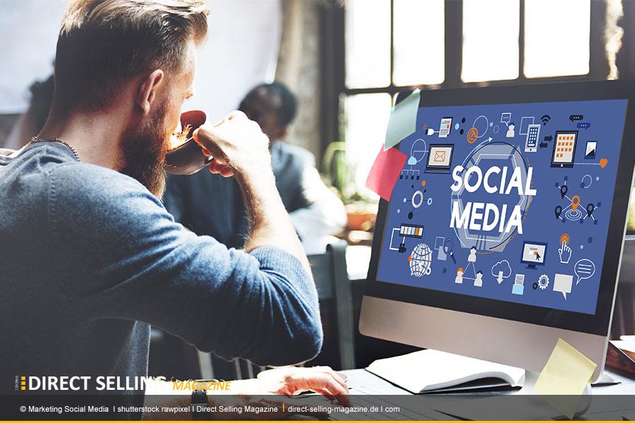 Marketing-Social-Media-Plattformen-Network-Marketing