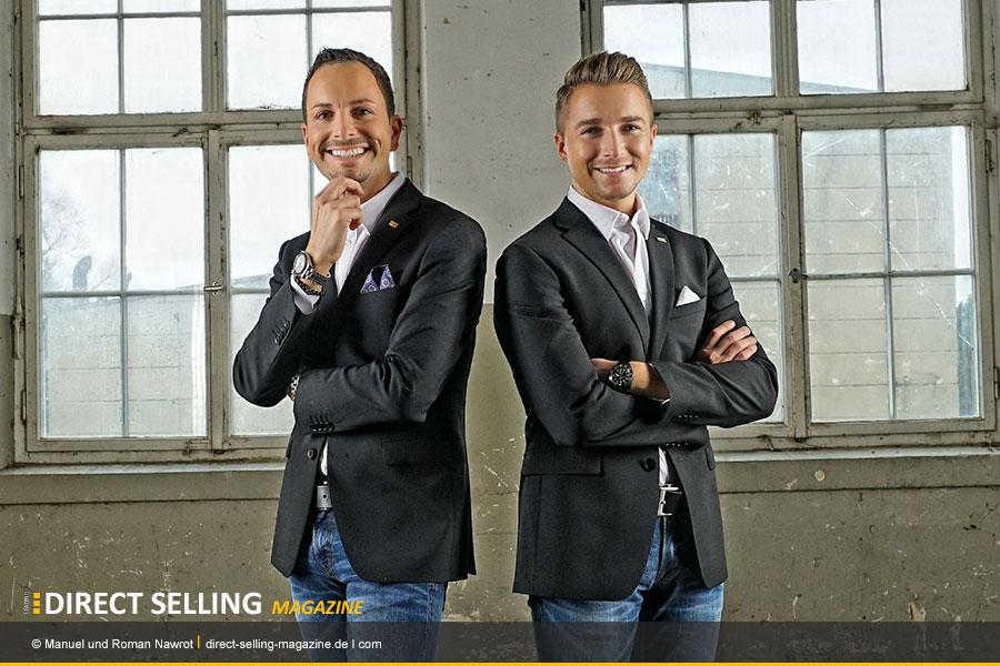 Nawrot-Brothers-Manuel-und-Roman-Nawrot-Hyla-Success-im-Network-Marketing