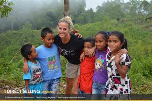 Geburtstagsüberraschung für 3.000 PM-International Patenkinder