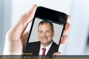 Dimitri Haloulos neuer CEO und President von Rodan + Fields