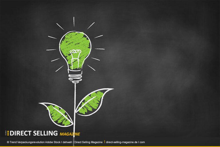 Trend Verpackungsrevolution – Die neue Nachhaltigkeit