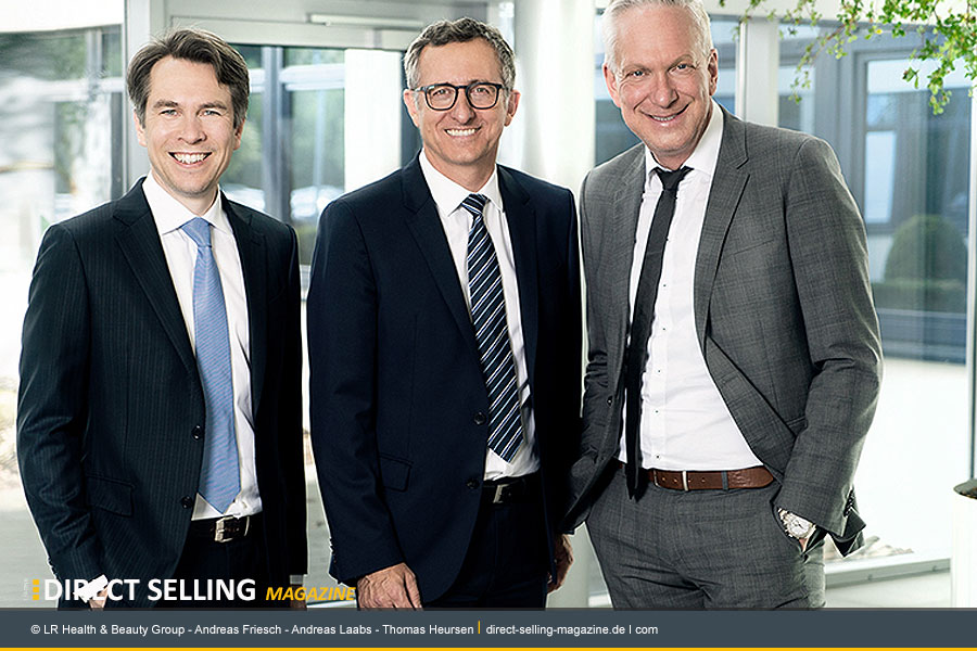 LR Health & Beauty Group erzielt 2020 Umsatz von 284,87 Millionen Euro