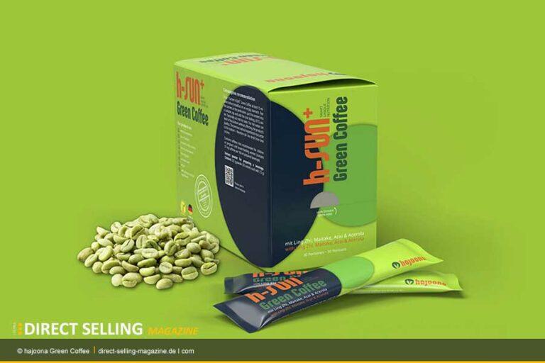 hajoona Green Coffee