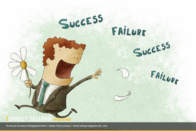 Die besten Erfolgsgeschichten für Networker