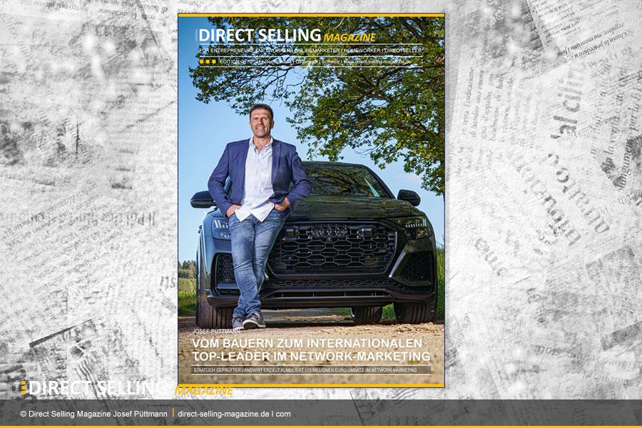 Direct-Selling-Magazine-Josef-Püttmann