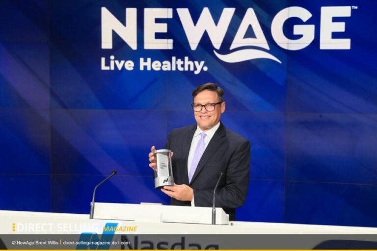 Q1 Umsatz 2021 von NewAge betrug 125,5 Millionen US-Dollar