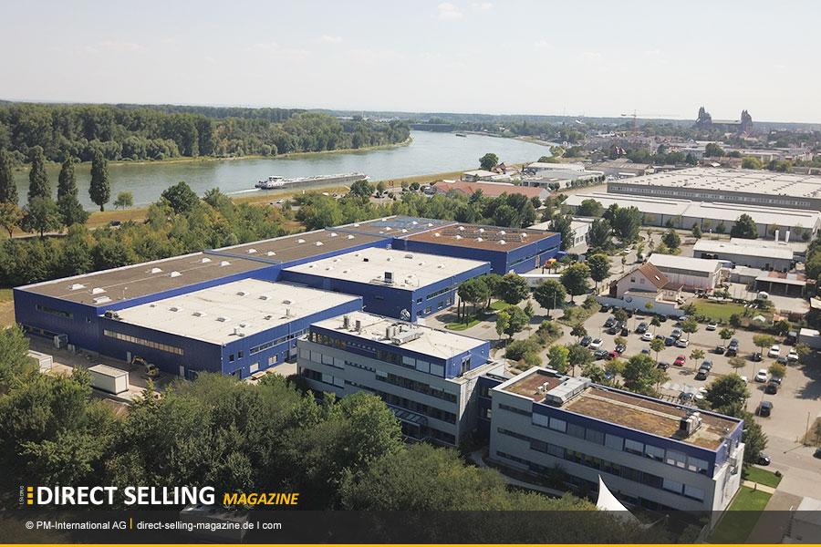 PM-International-AG-Europacenter-Spyer
