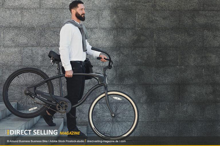 Business-Bike – Das Fahrrad von der Steuer absetzen