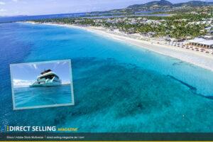 Elixoo lädt Top-Distributoren nach St. Maarten in die Karibik ein