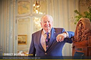 Rex Maughan, Gründer von Forever Living Products, ist im Alter von 84 Jahren verstorben.