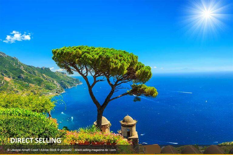 Amalfi Island: Inselglück vor Italiens Amalfi-Küste