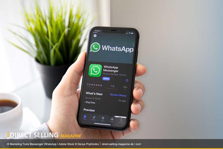 Marketing-Tools-Messenger-WhatsApp