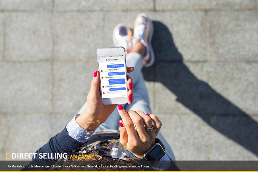 Marketing-Tools-Messenger