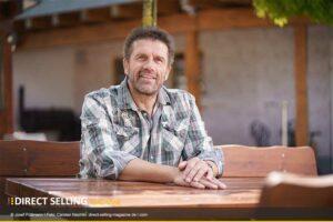 Zeitreise: Josef Püttmann ist im letzten Jahrhundert im Network-Marketing gestartet