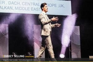 Nader Poordeljoo: Abgang bei Jeunesse Global – Start bei Omega Pro