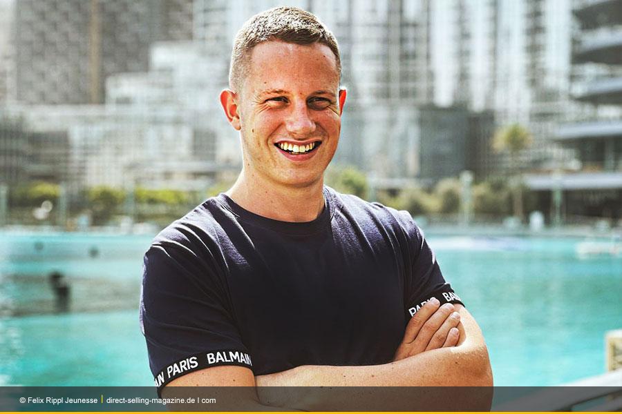 Felix Rippl: Aus der Privatinsolvenz nach Dubai