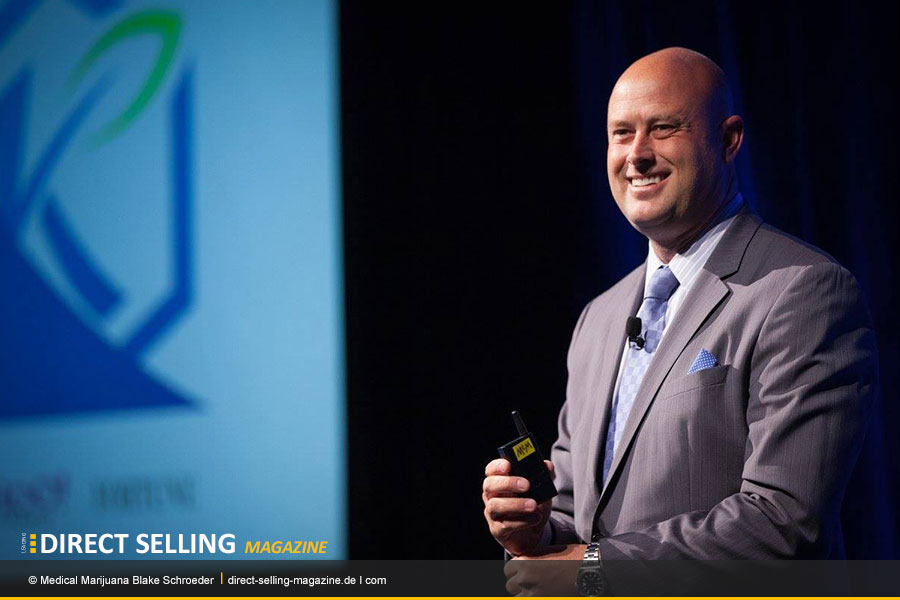 Blake Schroeder neuer CEO der Medical Marijuana Inc.
