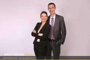 Top-Leader Sandra und Dietmar Schwalm beenden ihr Engagement bei ELÉ Atelier