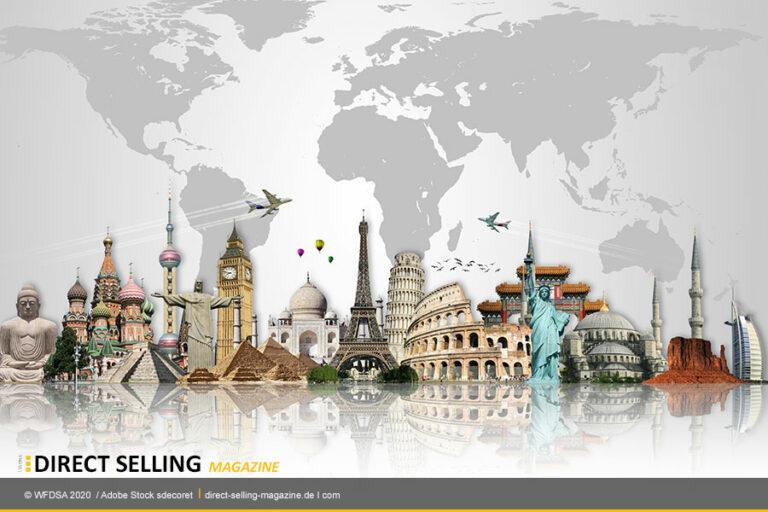 WFDSA – Direct-Selling & Network-Marketing Umsätze 2020 weltweit bei 179,3 Milliarden Dollar