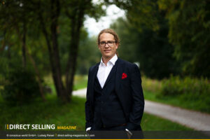 Ludwig Reiser: conscious world GmbH setzt auf Integrität, Nachhaltigkeit und Transparenz