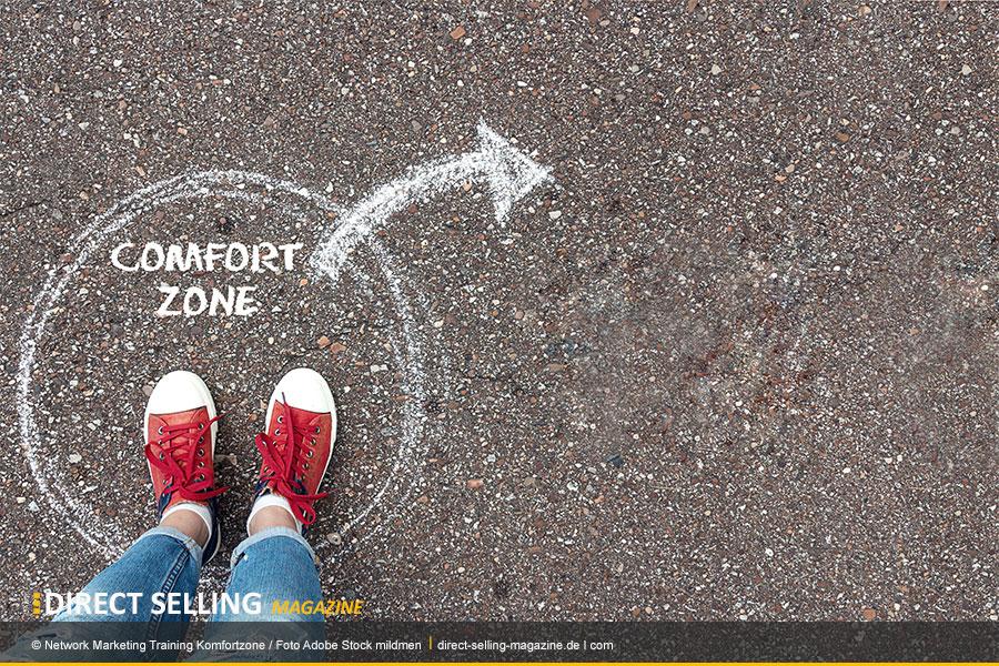Network-Marketing-Training-Komfortzone